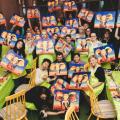 Арт-вечеринка-рисуем каждый свою или общую картину под руководством настоящего художника