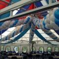 Воздушные шары оформление